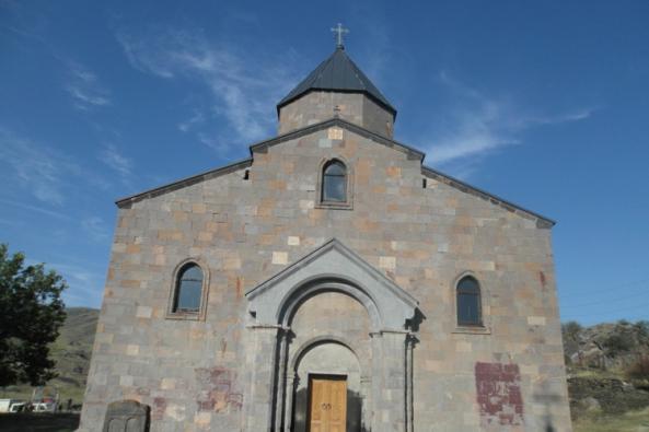 Մայիսի 14-ին Ս. և Անմահ Պատարագ կմատուցվի  Արկազի Սուրբ Խաչ եկեղեցում