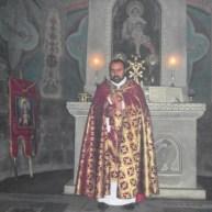 Համբարձման տոնը Եղեգնաձորի Ս. Աստվածածին եկեղեցում