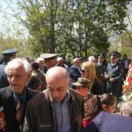 Եղեգնաձորում տեղի ունեցան միջոցառումներ` նվիրված Հաղթանակի և խաղաղության օրվան