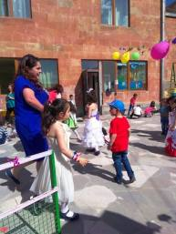 Հունիսմեկյան միջոցառում Եղեգնաձորի «Ծիածան» մանկապատանեկան ուսումնական կենտրոնում