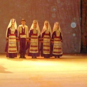 «Վայոց ձոր-2017» պարարվեստի փառատոնը Եղեգնաձորի մշակույթի կենտրոնում