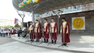 Հունիսմեկյան տոնակատարություն Եղեգնաձորի ամֆիթատրոնում