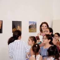 Եղեգնաձորի երկրագիտական թանգարանում բացվեց «Նորավանքի վեհությունը» վերնագրով գեղարվեստական լուսանկարների ցուցահանդեսը