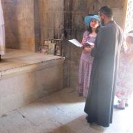 Սուրբ և Անմահ Պատարագ Արենիի Սուրբ Աստվածածին եկեղեցում