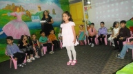 Տարեվերջյան միջոցառում Եղեգնաձորի «Ծիածան» մանկապատանեկան ուսումնական կենտրոնում