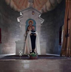 Սուրբ Աստվածածնի Վերափոխման տոնը (Խաղողօրհնեք) Մալիշկայի Սուրբ Աննա եկեղեցում