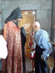 Օգոստոսի 22-ը՝ Մալիշկայի Սուրբ Աննա եկեղեցու անվանակոչության օր