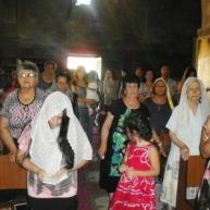 Ս. Աստվածածնի Վերափոխման տոնը Եղեգնաձորի Ս. Աստվածածին եկեղեցում