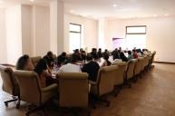 Սեմինար-հանդիպում «Հոգևոր աջակցություն ընտանիքներին» ծրագրի Բ փուլի մեկնարկին ընդառաջ
