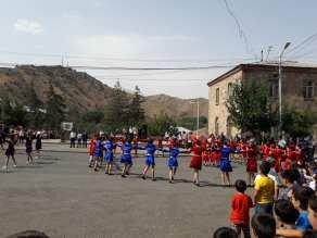 ՀՀ Անկախության օրվան նվիրված միջոցառում Վայք քաղաքում