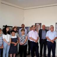«Քարե ժապավեն կյանքի մասին » խորագրով լուսանկարների ցուցահանդես Եղեգնաձորի պատկերասրահում