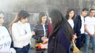 «Պատմամշակութային զբոսաշրջության զարգացումը և երիտասարդության մասնագիտական կողմնորոշումը» թեմայով եռօրյա միջոցառումների շարք Վայոց ձորի մարզում