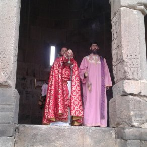 Ուխտագնացություն դեպի Եղեգիսի Սուրբ Զորաց եկեղեցի