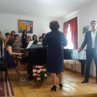 Մեծարման երեկո Եղեգնաձորի երաժշտական դպրոցում