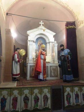 Ուխտագնացություն Մարտիրոսի Ս. Աստվածածին եկեղեցի