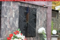 Վայքում մեծ հանդիսավորությամբ բացվեց ապրիլյան պատերազմի հերոսներին նվիրված հուշաղբյուր-խաչքար. բացումը կատարեցին հերոսների մայրերը