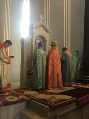 Ջերմուկի Սրբ. Գայանե եկեղեցու օծման 10-րդ տարելիցը
