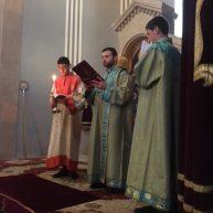Սուրբ Ծննդյան Ճրագալույցի Ս. Պատարագ Ջերմուկի Ս. Գայանե եկեղեցում