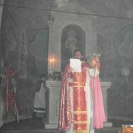 Սուրբ Ծննդյան տոնը Եղեգնաձորի առաջնորդանիստ Ս. Աստվածածինեկեղեցում