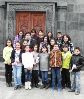 Տյառնընդառաջի տոնը Մալիշկայի Սուրբ Աննա եկեղեցում