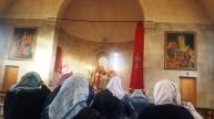 Հարության Ճրագալույցի Ս. Պատարագ Վայքի Ս. Տրդատ եկեղեցում