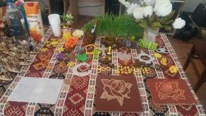 «Ծաղկազարդից մինչև Հիսուս Քրիստոսի Համբարձման տոնը» խորագրով միջոցառում Շատինի միջնակարգ դպրոցում