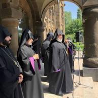 Հայ եկեղեցու համաշխարհային երիտասարդաց միության հավաքը Ծաղկաձորում