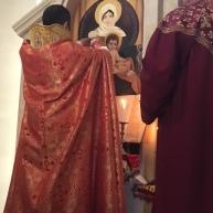 Խաղողօրհնեքը` Ջերմուկի Սուրբ Գայանե եկեղեցում