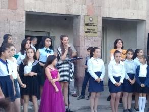 Ուսուցչի տոնին նվիրված միջոցառում Մալիշկայում