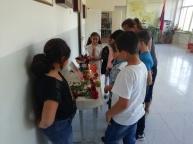 Շառլ Ազնավուրի հիշատակին նվիրված արարողություններ Մալիշկայի թիվ 1 միջն. դպրոցում